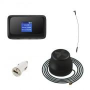 Роутер 3G/4G-WiFi ZTE MF910 с авто-антенной