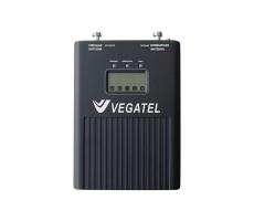 Репитер GSM селективный Vegatel VT3-900E (S) LED (80 дБ, 500 мВт) фото 1