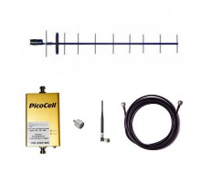 Комплект Picocell E900 SXB #01 для усиления GSM (до 150 м2) фото 1
