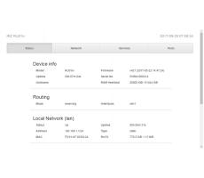 Роутер 3G-WiFi iRZ RU01w Dual-Sim фото 5