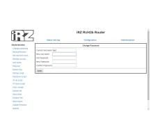 Роутер 3G iRZ RUH2b Dual-Sim, RS232, RS485 фото 10