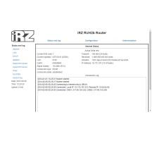 Роутер 3G iRZ RUH2b Dual-Sim, RS232, RS485 фото 8