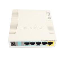 Роутер USB-WiFi MikroTik RB951Ui-2HnD фото 2