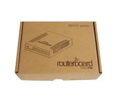 Роутер USB-WiFi MikroTik RB951Ui-2HnD фото 4