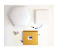 Комплект Baltic Signal для усиления GSM 900 и 3G (до 200 м2) фото 8
