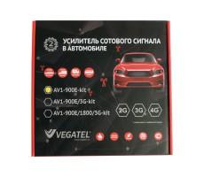 Комплект GSM-усилителя в автомобиль Vegatel AV1-900e-kit фото 12