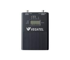 Репитер 3G/4G Vegatel VT2-3G/4G LED (70 дБ, 100 мВт) фото 1