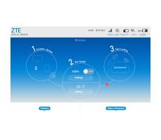 Роутер 3G/4G-WiFi ZTE MF970 фото 8
