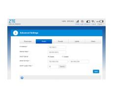 Роутер 3G/4G-WiFi ZTE MF970 фото 2