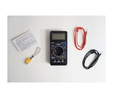 Мультиметр цифровой M-890C+ фото 6