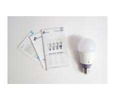 Лампа WiFi TP-Link LB130 (регулировка цвета, яркости, теплоты) фото 7