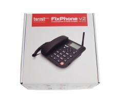 Стационарный сотовый телефон Termit FixPhone v2 rev.3.1.0 фото 7