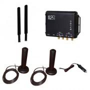 Автомобильный комплект на основе роутера 3G/4G-WiFi iRZ RL01w Dual-Sim
