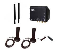 Автомобильный комплект на основе роутера 3G/4G-WiFi iRZ RL01w Dual-Sim фото 1