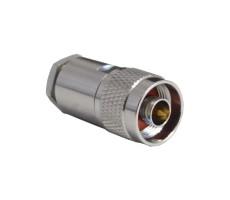 Разъём N-112/8D (N-male, прижимной, на кабель 8D) фото 9