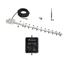 Комплект Vegatel VT2-3G-kit для усиления 3G (до 200 м2) фото 1