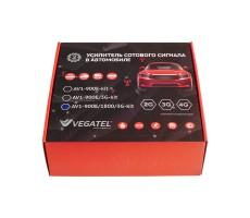 Комплект GSM+LTE+3G-усилителя в автомобиль Vegatel AV1-900E/1800/3G-kit фото 8