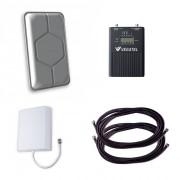 Комплект Vegatel VT2-3G/4G для усиления 3G+4G (до 300 м2)