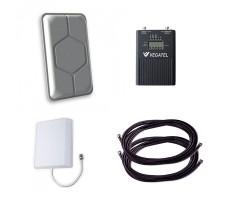 Комплект Vegatel VT2-3G/4G для усиления 3G+4G (до 300 м2) фото 1
