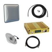 Комплект Vegatel VT3-3G для усиления 3G (до 500 м2)