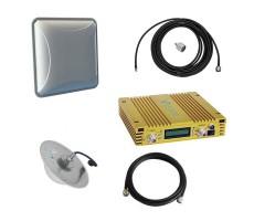 Комплект Vegatel VT3-3G для усиления 3G (до 500 м2) фото 1