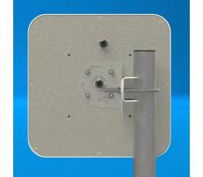Антенна LTE1800/3G AX-2014P MIMO (Панельная, 2 x 14 дБ) фото 12