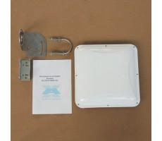 Антенна LTE1800/3G AX-2014P MIMO (Панельная, 2 x 14 дБ) фото 14