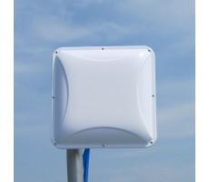 Антенна LTE1800/3G AX-2014P MIMO (Панельная, 2 x 14 дБ) фото 7