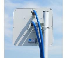Антенна LTE1800/3G AX-2014P MIMO (Панельная, 2 x 14 дБ) фото 9