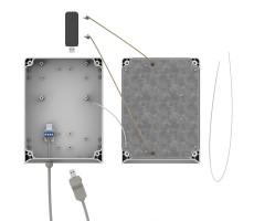 Антенна PETRA-9 MIMO USB BOX для модема 3G/4G (Уличная+комнатная, 2 x 10 дБ) фото 6