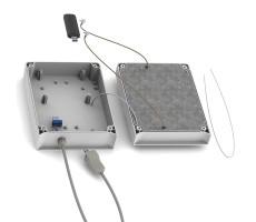 Антенна PETRA-9 MIMO USB BOX для модема 3G/4G (Уличная+комнатная, 2 x 10 дБ) фото 7