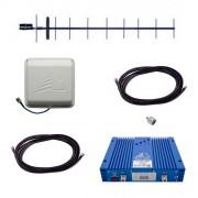 Усилитель сигнала сотового телефона Baltic Signal BS-GSM-80-kit (до 1000 м2)