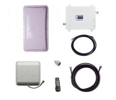 Комплект Baltic Signal для усиления 3G и 4G (до 200 м2) фото 1
