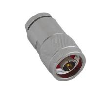 Разъём N-112B (N-male, прижимной, на кабель RG-213) фото 3