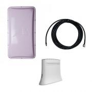 Роутер 3G/4G ZTE MF283 с внешней антенной 3G/4G 17 дБ