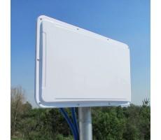 Антенна WiFi AX-5520P MIMO (Панельная, 2 x 20 дБ) фото 14