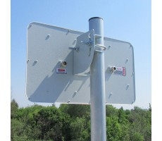 Антенна WiFi AX-5520P MIMO (Панельная, 2 x 20 дБ) фото 8