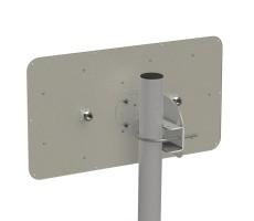Антенна WiFi AX-5520P MIMO (Панельная, 2 x 20 дБ) фото 4