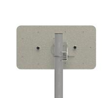 Антенна WiFi AX-5520P MIMO (Панельная, 2 x 20 дБ) фото 5