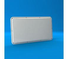 Антенна WiFi AX-5520P MIMO (Панельная, 2 x 20 дБ) фото 6