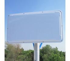 Антенна WiFi AX-5520P MIMO (Панельная, 2 x 20 дБ) фото 9