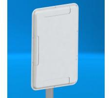 Антенна WiFi AX-2418P MIMO (Панельная, 2 х 18 дБ) фото 14