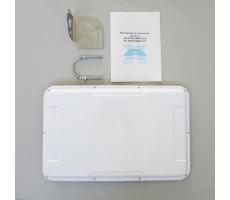 Антенна WiFi AX-2418P MIMO (Панельная, 2 х 18 дБ) фото 15