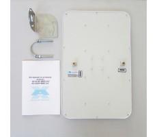 Антенна WiFi AX-2418P MIMO (Панельная, 2 х 18 дБ) фото 16