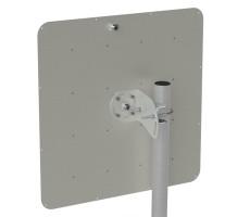 Антенна WiFi AX-2420P MIMO 2x2 (Панельная, 2 х 20 дБ) фото 4