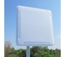 Антенна WiFi AX-2420P MIMO 2x2 (Панельная, 2 х 20 дБ) фото 9
