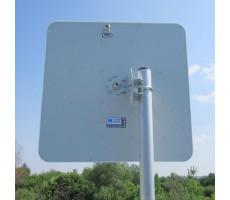 Антенна WiFi AX-2420P MIMO 2x2 (Панельная, 2 х 20 дБ) фото 6