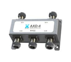 Делитель мощности AXD-4 фото 2