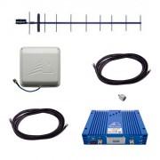 Комплект Baltic Signal BS-GSM-80 для усиления GSM 900 (до 1000 кв.м)