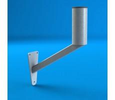 Кронштейн стеновой для крепления антенн KS-120 фото 3